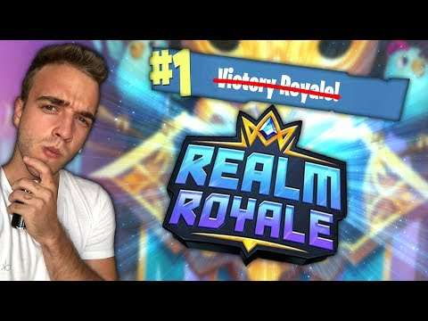 REALM ROYALE?