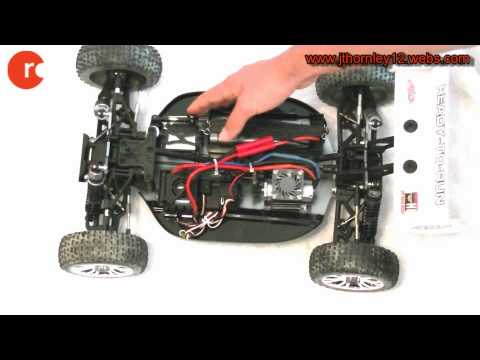 HSP Planet 1/8 Brushless Buggy In Depth Look