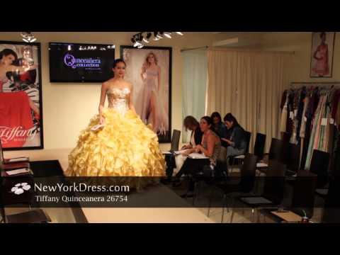 Tiffany 26754 Dress - NewYorkDress