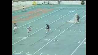 "Now this is an ""iso"" in lacrosse!"