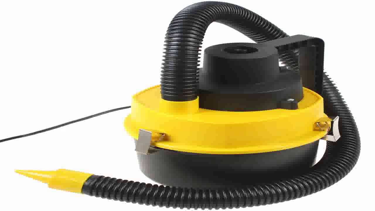 12v Wet And Dry Car Vacuum Cleaner Youtube