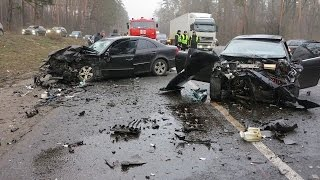 Download Video Fatal car Accidents  in Russia winter 2016 MP3 3GP MP4