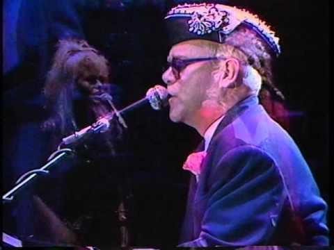 Daniel - Elton John, Mark Knopfler, And Eric Clapton -  Tokyo, 1988