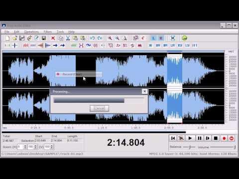 Simple Yet Powerful Easy Audio Editor