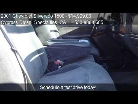 Download 2001 Chevrolet Silverado 1500 Z-71 SHORTBED 5.3 VORTEC - for