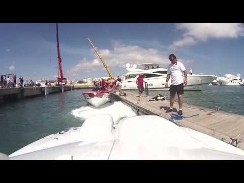 class 1 vee Ibiza 2014 POWERBOAT OFFSHORE RACING