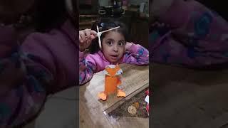 dulce lola marioneta de zorro parte 4
