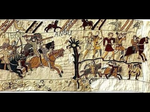 The Normans - Origins, History and Language