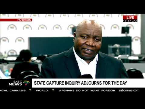 State Capture Inquiry | Zuma, Myeni, journalists implicated