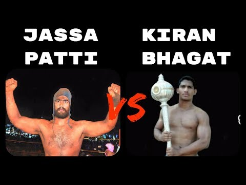 Wrestler Jassa Patti vs Kiran Bhagat- Pune Maharashtra