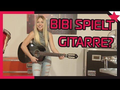 Bibi spielt Gitarre? Bibis Tagebuch #1 - Popstars TV Highlight