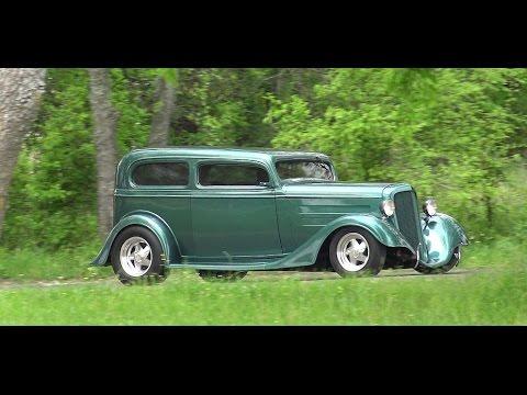 1934 CHEVY MASTER SEDAN - BARN FIND - YouTube