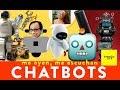 me oyen, me escuchan: Chatbots