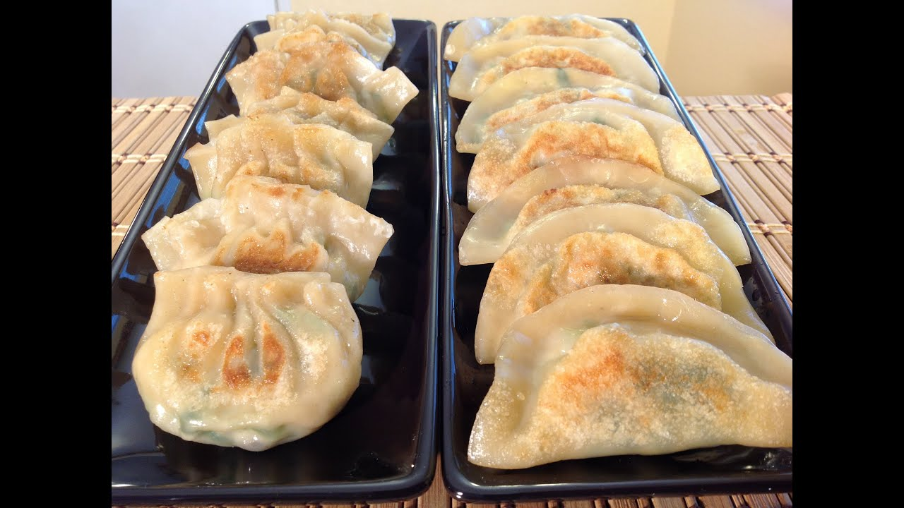Cooking vegetarian korean dumplings mandu korean food recipes youtube forumfinder Gallery