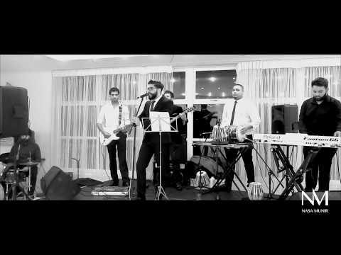 Mere Rashke Qamar | Nasa Munir Live