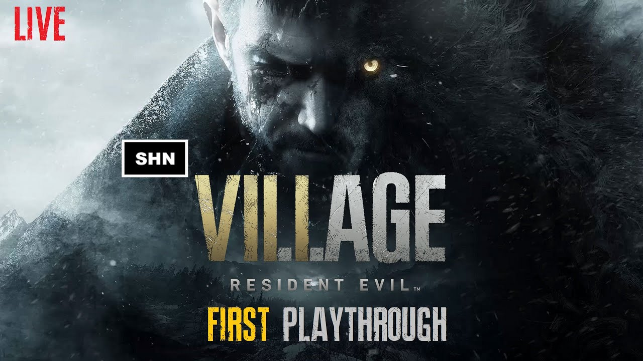 Download Resident Evil 8 Village 👻 My First Playthrough FULL GAME Gameplay No Commentary