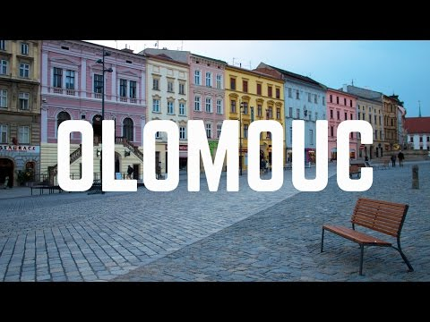 Olomouc, Czech Republic   The Heart of Moravia