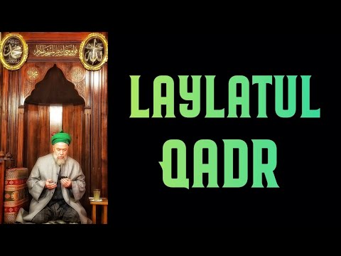 Laylatul Qadr [ENGLISH VERSION]