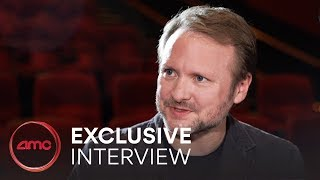 KNIVES OUT - Exclusive Interview (Rian Johnson) | AMC Theatres (2019)