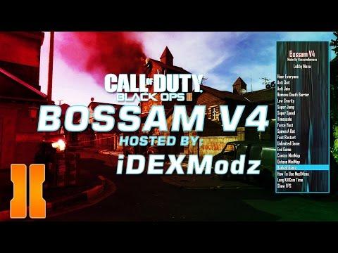 [PS3/BO2/1.19] Bossam v4 'GSC MOD MENU' + [DOWNLOAD]