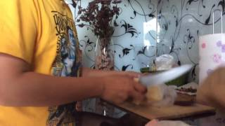 Уроки готовки от повара ресторана