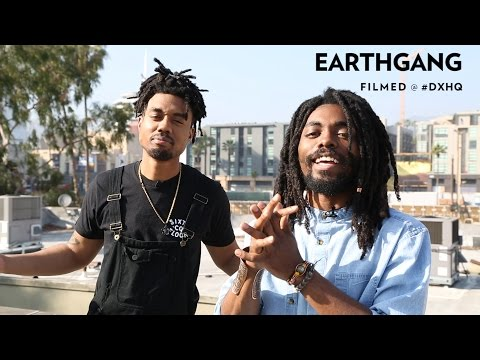 EarthGang Hollywood Freestyle