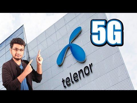 Telenor 5g ! | Its Coming !!!