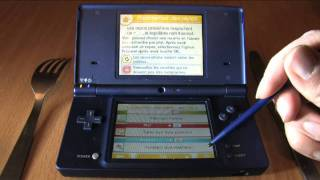 Test Nintendo DS :