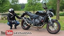 Honda CB600F Hornet | Walkaround & WHEELIES