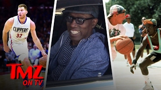 Wesley Snipes Talks 'White Men Can't Jump' Remake | TMZ TV