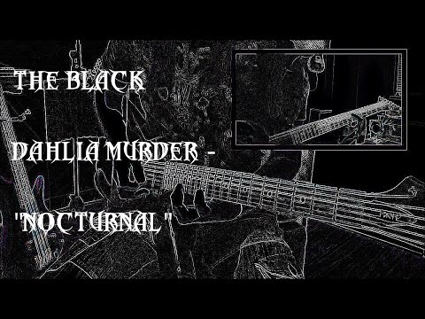 "The Black Dahlia Murder ""Nocturnal"" cover"