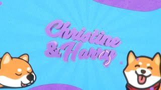 #1117 [PACOTE YOUTUBER] PARA Christine & Harry