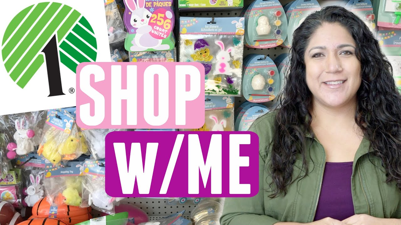 NEW Dollar Tree SHOP WITH ME - Showing ALL of the new Spring