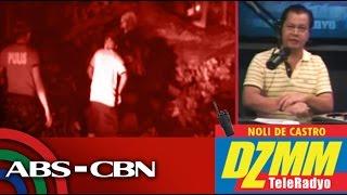 DZMM TeleRadyo: 'Lawin' winds terrify Isabela; evacuee dies of heart attack