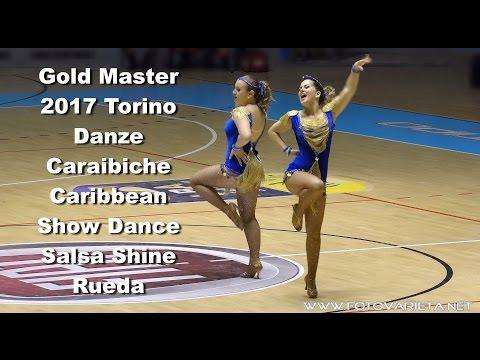 Gold Master 2017 Torino, Danze Caraibiche, Caribbean Show Dance, Salsa Shine, Rueda (14)