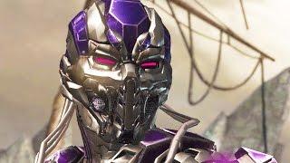 Mortal Kombat X Triborg Gameplay Arcade Ladder Walkthrough Fatality Fatalities Triborg Ending