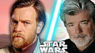 GEORGE LUCAS to Work on OBI-WAN Movie Rumours Explained! - Star Wars News