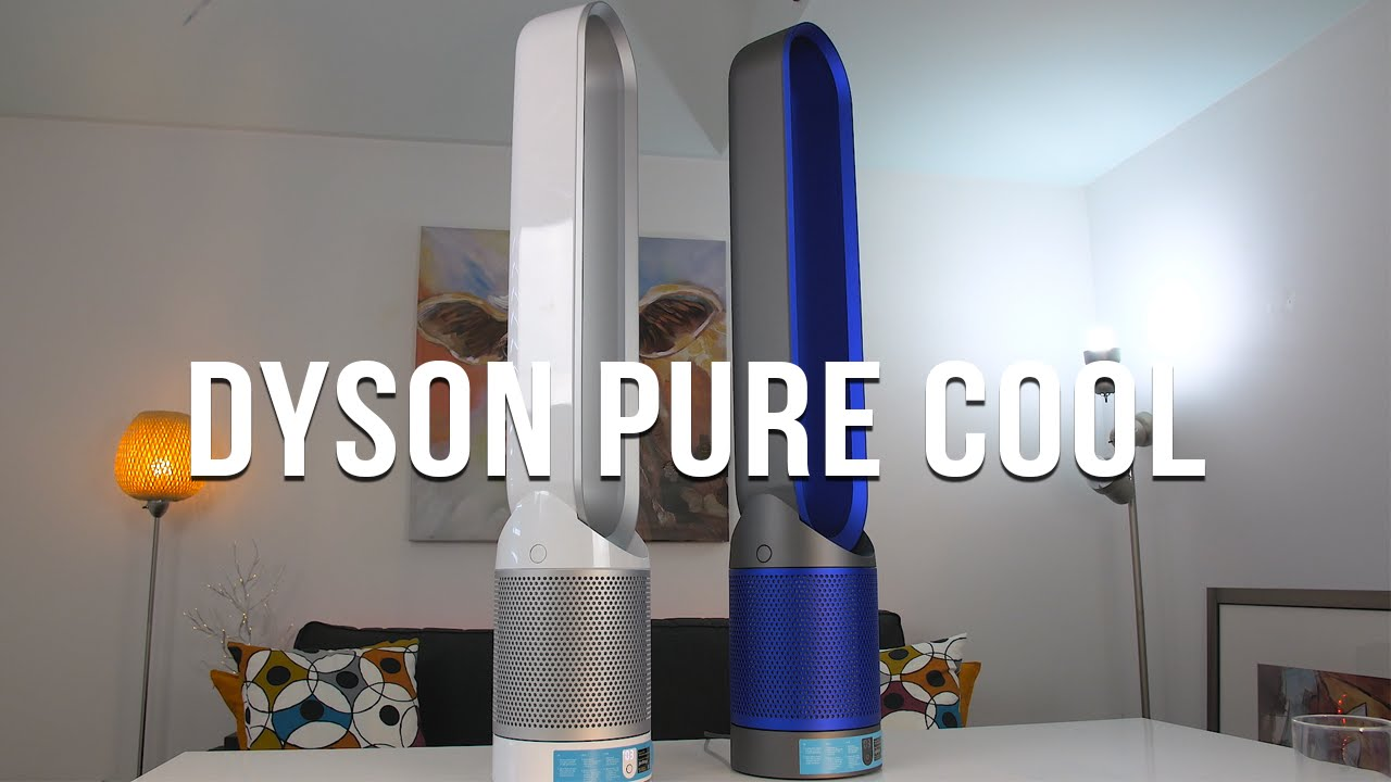 Dyson Pure Cool Air Purifier Review - YouTube 70773d961a
