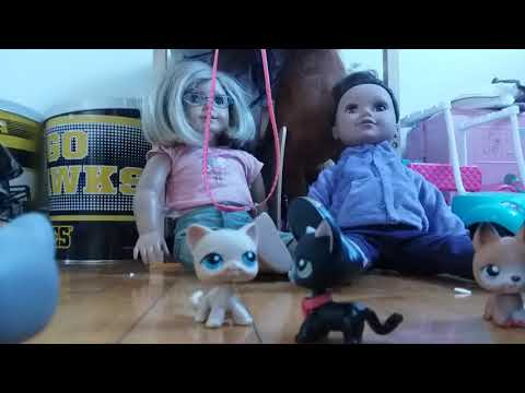 Lps the new girl  part 1