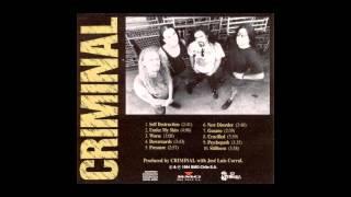 Criminal - Downwards