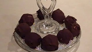 Chocolate Peanut Butter Bon Bons