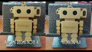 redmi note 4 vs honor 6x build quality test performance and camera test watch before buyin