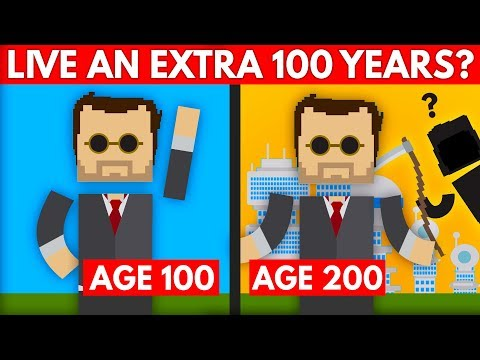 This Is How You Could  An Extra 100 Years