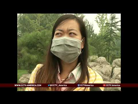 Smog blankets North China