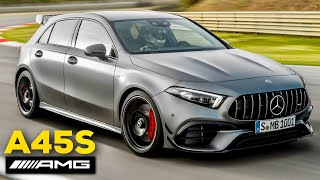 2020 MERCEDES AMG A45 S NEW 20L 421HP Engine M139 Specs Features All You Need To Know