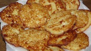 Драники (Деруны) картофельные с творогом невероятно вкусные. Что приготовить на ужин, на обед?