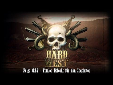 Hard West #025 - Finales Gefecht für den Inquisitor [FullHD/German/Deutsch/LetsPlay] |
