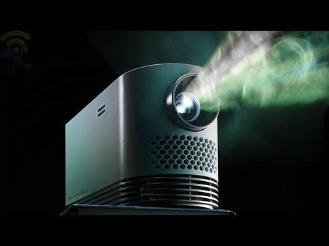 TOP 5 Best Projector 4K Ultra HD Smart Laser TV 2018