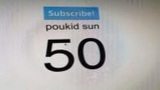 OMG 50 Subs We Made It