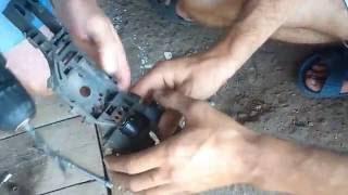 Ремонт залипающей ручки Рено Меган 2 своими руками